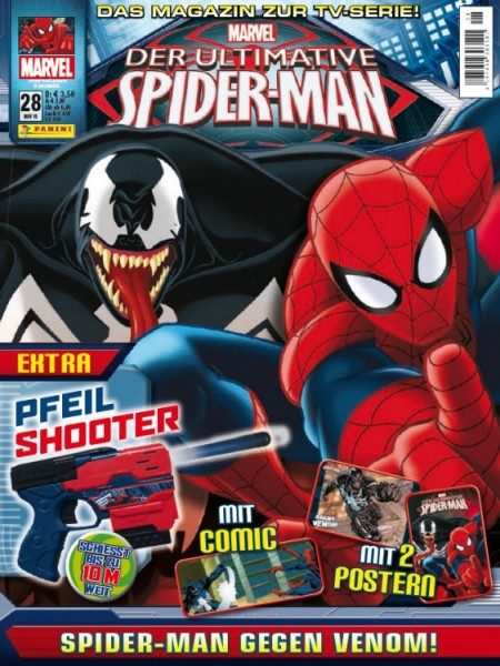Der ultimative Spider-Man - Magazin 28