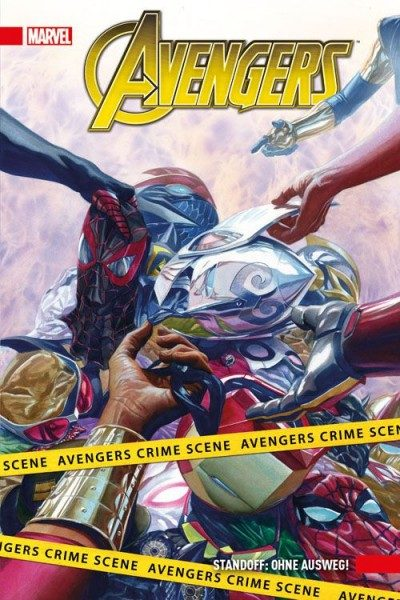 Avengers Paperback 3 (2017) - Standoff - Ohne Auswege Hardcover