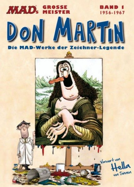 MADs grosse Meister - Don Martin 1