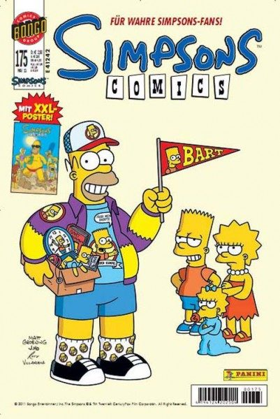 Simpsons Comics 175