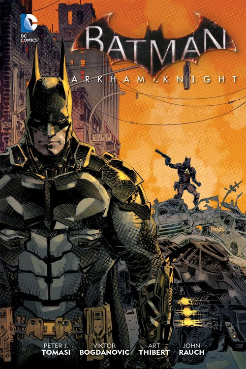 Batman - Arkham Knight Hardcover