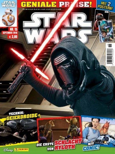 Star Wars - Magazin 15