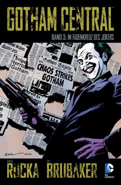 Gotham Central 3 - Im Fadenkreuz des Jokers