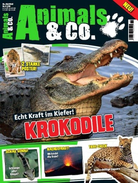 Animals & Co. Magazin 02/19