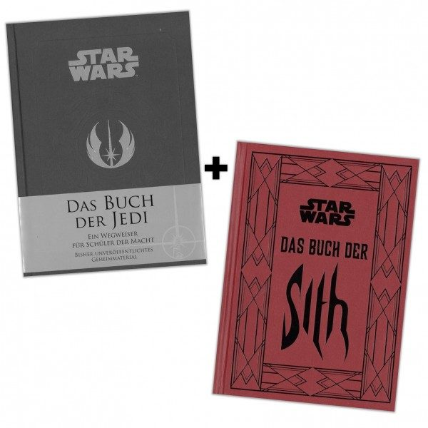 Star Wars - Jedi/Sith-Bundle