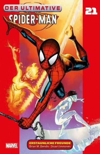 Der ultimative Spider-Man 21