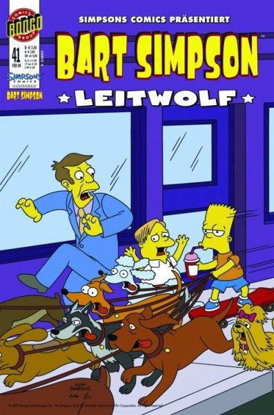 Bart Simpson Comics 41