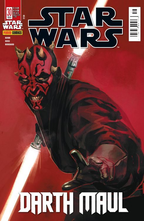 Star Wars 30 - Darth Maul 1 & 2 -...