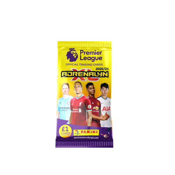 Panini Premier League Adrenalyn XL 2020/21 Kollektion – Pack