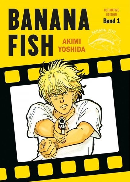 Banana Fish - Ultimative Edition 1 Cover