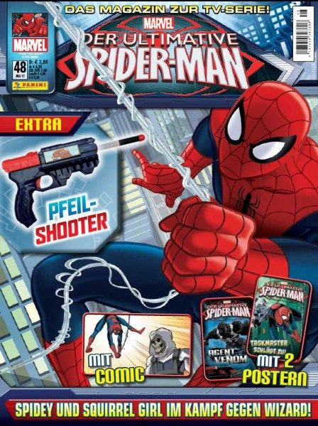 Der ultimative Spider-Man - Magazin 48