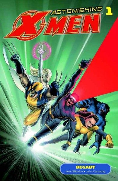 Astonishing X-Men 1 - Begabt
