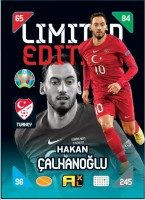 UEFA EURO 2020™ Adrenalyn XL™ 2021 Kick Off – LE Card – Hakan Calhanoglu (Türkei)