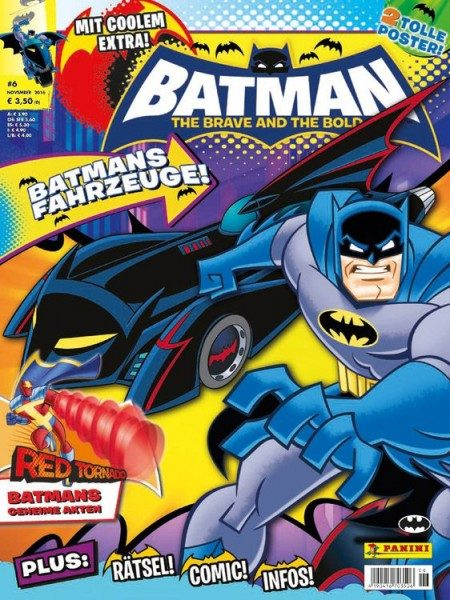 Batman - The Brave and the Bold 6