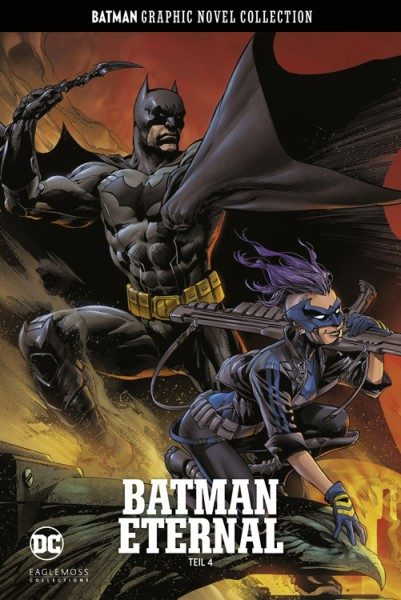 Batman Graphic Novel Collection Special 4 - Batman Eternal 4 Cover