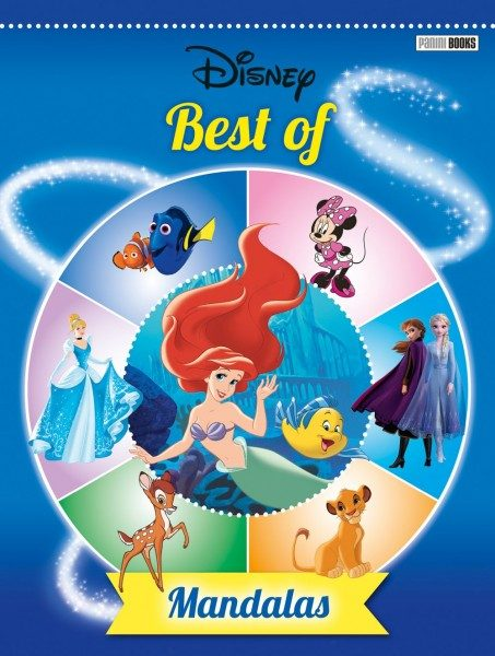 Disney Best of - Mandalas Cover