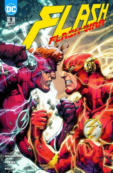 Flash 9 - Flash War