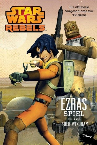 Star Wars - Rebels - Ezras Spiel