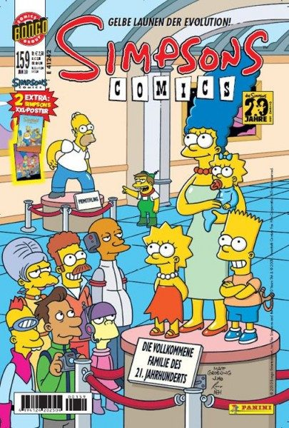 Simpsons Comics 159