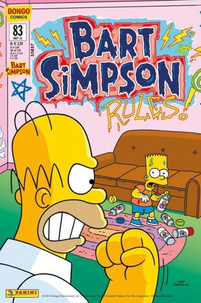 Bart Simpson Comics 83