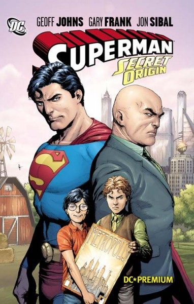 DC Premium 77 - Superman - Secret Origin