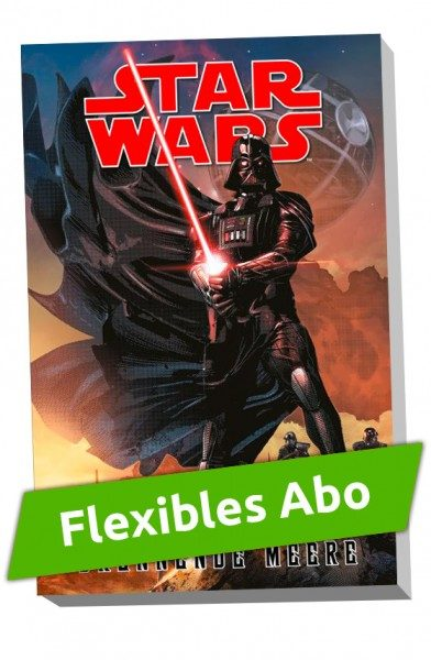 Flexibles Abo - Star Wars Paperbacks