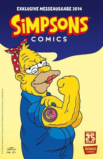Simpsons - Comic Salon Erlangen