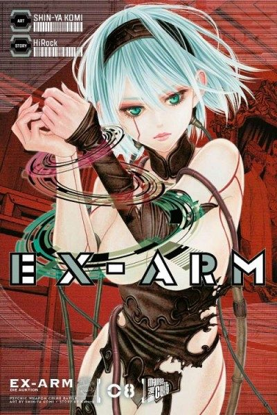Ex-Arm 8: Die Auktion Cover