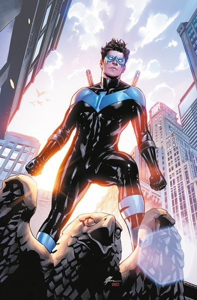 Nightwing 12 Cover