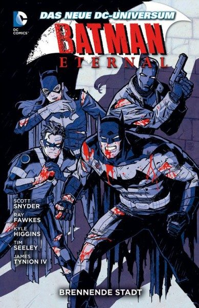 Batman Eternal 5 Paperback Hardcover