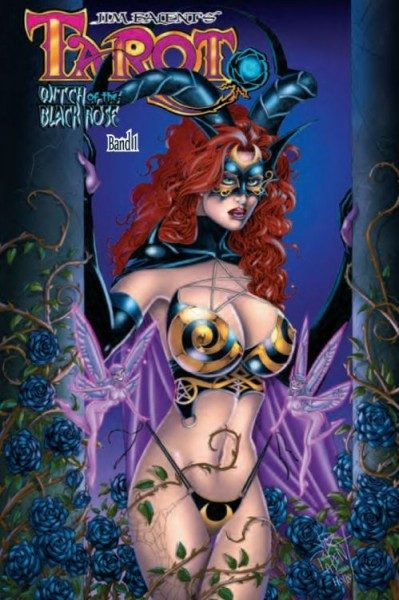 Tarot - Witch of the Black Rose 1 - Hexenkrieg
