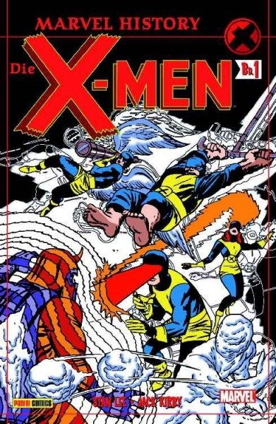 Marvel History - X-Men 1