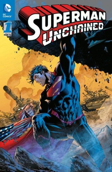 Superman Unchained 1 Variant A