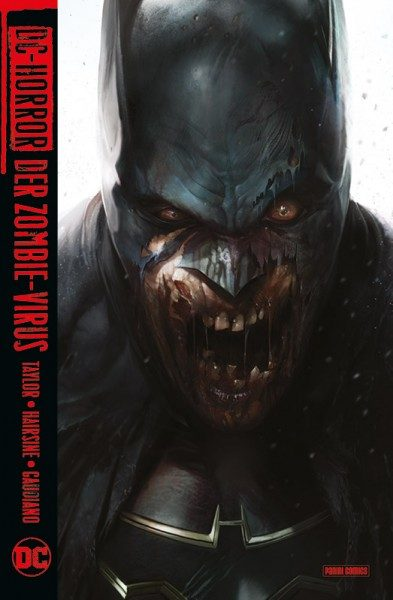 DC-Horror: Der Zombie-Virus Cover