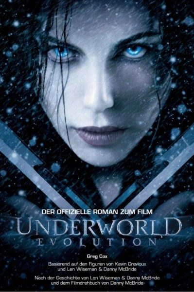 Underworld - Evolution - Roman zum Film