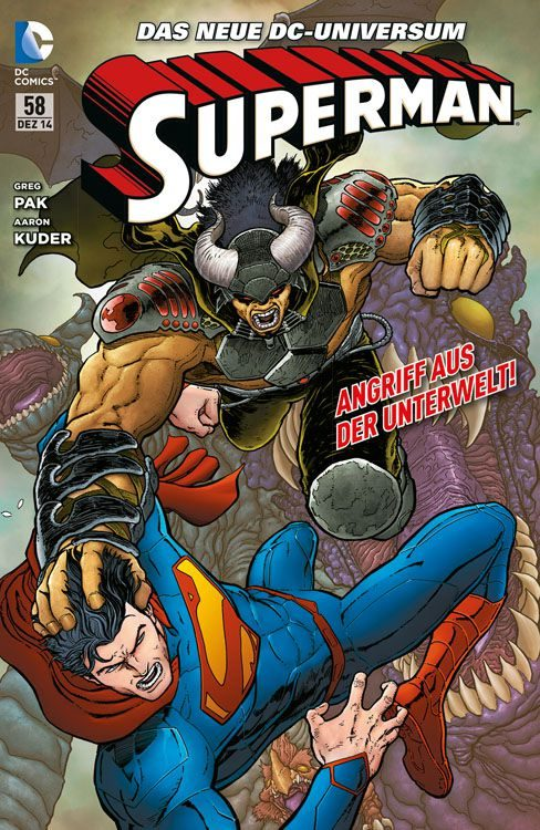 Superman Sonderband 58 - Monsterjäger
