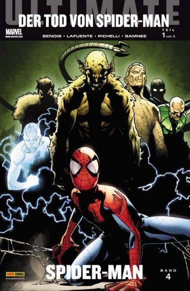 Ultimate Spider-Man 4 - Der Tod von Spider-Man 1 (Prolog)