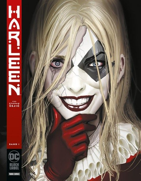 Harleen 1 Cover
