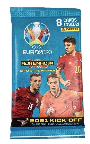 UEFA EURO 2020™ Adrenalyn XL™ 2021 Kick Off – Pack