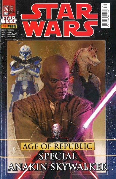 Star Wars 52 - Age of Republic - Anakin Skywalker Special - Kiosk Ausgabe Cover