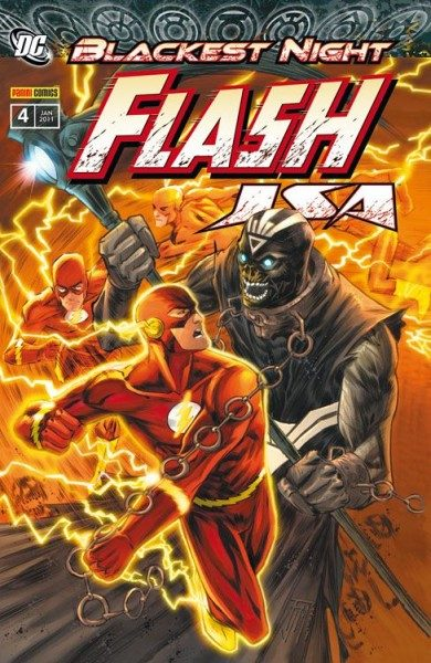 Blackest Night Sonderband 4 - Flash/JSA