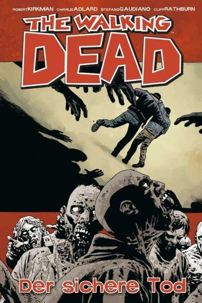 The Walking Dead 28: Der sichere Tod Cover