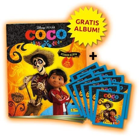 Disney - Coco Stickerkollektion - Bundle 2