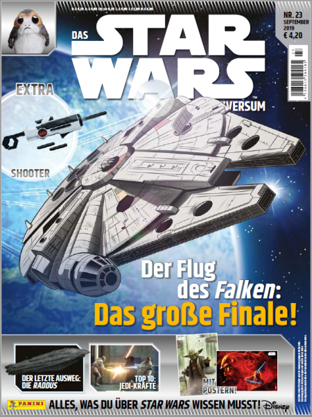 Star Wars Universum 23 Cover