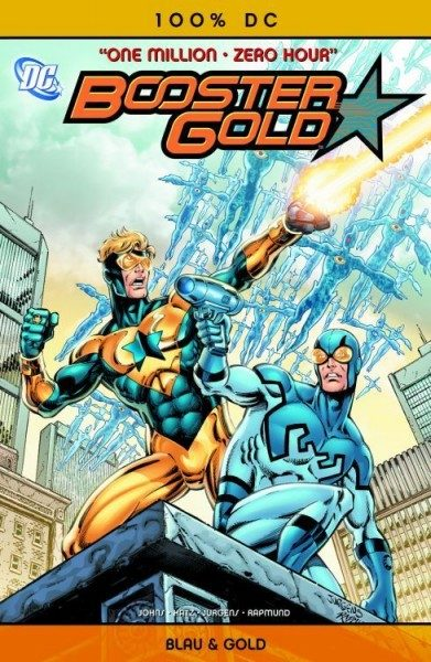 100% DC 19 - Booster Gold 2