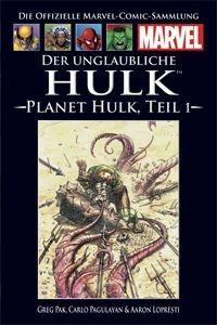 Hachette Marvel Collection 23 - Hulk - Planet Hulk, Teil I