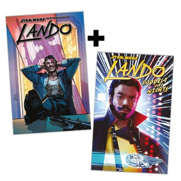 Star Wars Comics - Lando Bundle