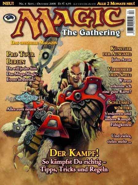 Magic - The Gathering - Magazin 4