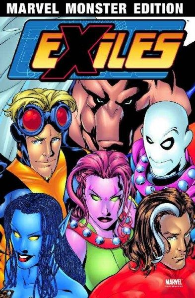 Marvel Monster Edition 14 - Exiles 1