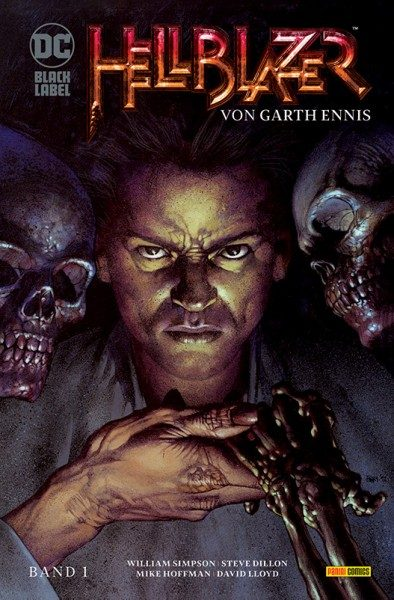 Hellblazer von Garth Ennis 1 Cover
